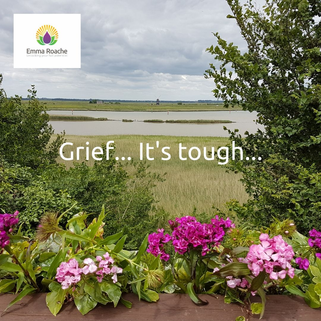 Grief… It's Tough…